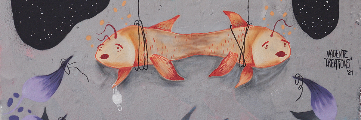"""""""Muralitos"""" in Barcelona: A Weekend Paint Jam With Friends"""