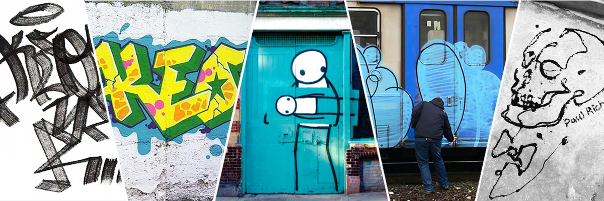 """BSA Writer's Bench : """"Street Art and Graffiti: The Role of Copyright"""" by Enrico Bonadio"""