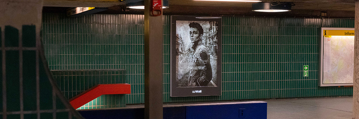 """VERMIBUS: A Full """"IMMERSION"""" into his Berlin UBahn NFTs, Complete with Glossary of Blockchain Terms"""