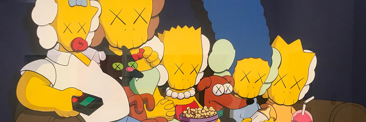 """""""KAWS: What Party"""". Need a Companion?"""
