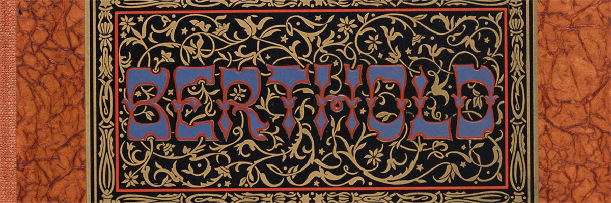 Fine Specimens of The Letterform: Archive Releases Gems to Auction at Swann
