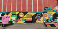 Community and Street Aesthetics Popping at Jersey City Mural Festival 2021