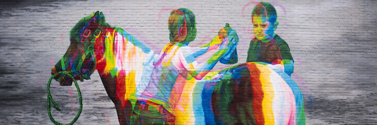 'Our Towns' Brings Gillen and Pyatt and Artists to Basildon Walls