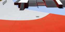 """Giulio Vesprini Says Yes to """"No Comply"""" and Painting a Skatepark in Italy."""