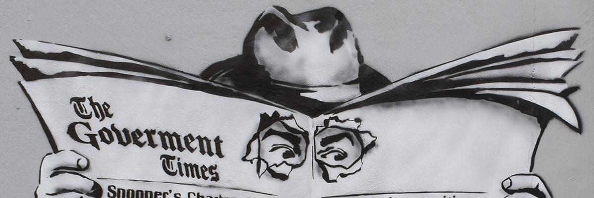 """The Rebel Bear"" Self-Publishes Surveillance Critique on Streets of Edinburgh"