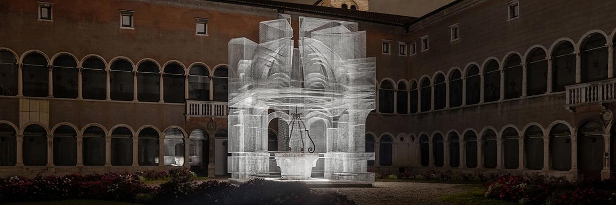 """Edoardo Tresoldi: A Reprise of """"Sacral"""" for Ravenna"""