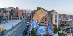 Asbestos Paints a Roof Over His Head in Cork, Ireland